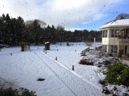 sneeuw klein